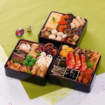 おせち料理セット:葵