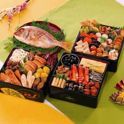 おせち料理セット:楓
