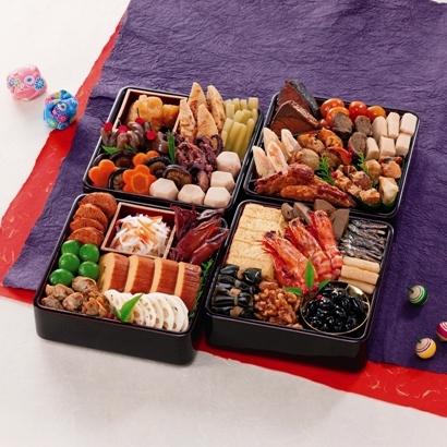 おせち料理セット:彩