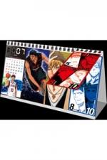 コミックカレンダー 黒子のバスケ(卓上型)