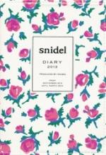 snidel手帳 2013