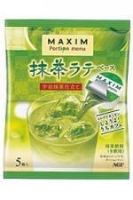 MAXIM ポーションティー抹茶ラテ