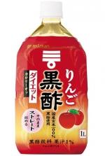りんごはちみつ黒酢ダイエット ストレート1000ML