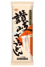 讃岐ざるうどん(100g×4束)