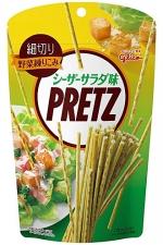 細切りプリッツ<シーザーサラダ味>