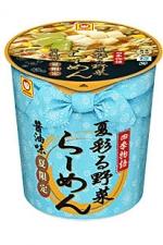 四季物語 夏彩る野菜らーめん醤油味