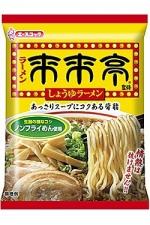 来来亭 しょうゆラーメン(12食入り)