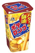 ポテロング<バター醤油味>