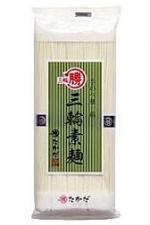 三輪素麺 シマ