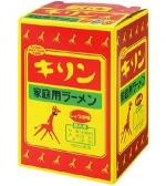 キリンラーメン6食セット(しょうゆ・塩・みそ各2