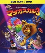 マダガスカル3 ブルーレイ+DVDセット